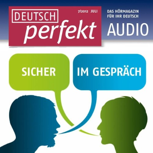 Deutsch perfekt Audio. 7/2012 cover art