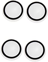 Perfk 2 Pairs  Controller Joystick Luminous Cover Caps Grips For