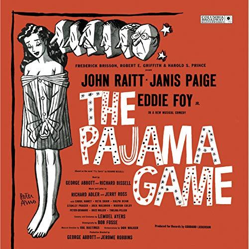 The Pajama Game: Steam Heat