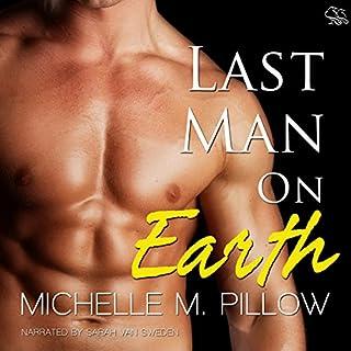 Last Man on Earth audiobook cover art