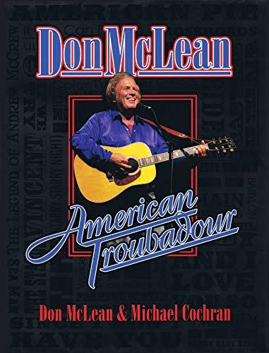 Image of Don McLean: American Troubadour: Premium Autographed Biography