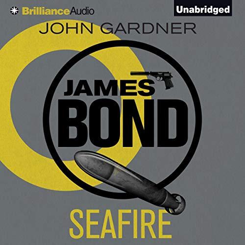 SeaFire audiobook cover art