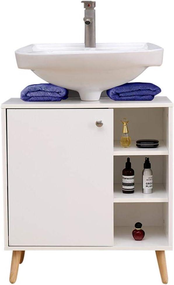 11 opinioni per Etnicart- Mobiletto sottolavabo per bagno 62(L) x32x67 armadietto sottolavello
