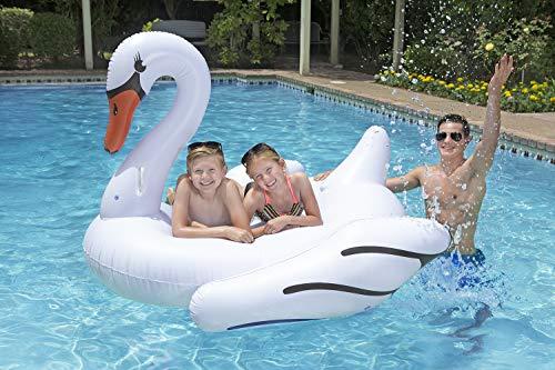 Poolmaster Jumbo Swimming Pool Float Rider, Sw