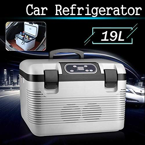 GONG-YUL LGL-minixb congelatore Piccolo, 19L Car Frigorifero Blocca Riscaldamento Frigorifero del compressore for Il Riscaldamento da Auto e da Picnic di refrigerazione -5~65 Gradi