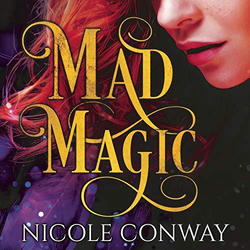 Mad Magic audiobook cover art