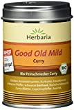 Herbaria 'Good Old Mild' Curry, 1er Pack (1 x 80 g Dose) - Bio