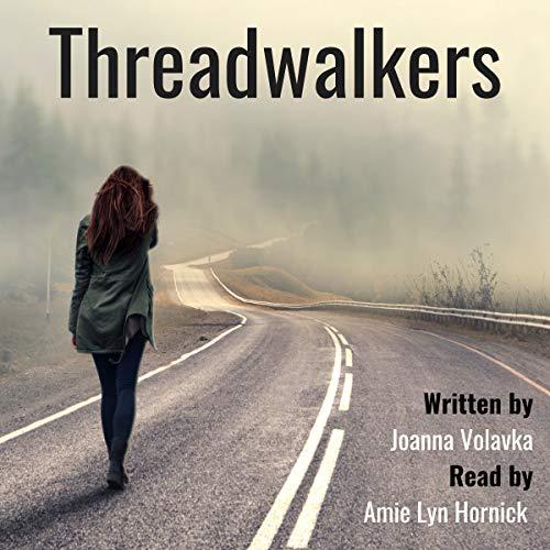 Threadwalkers audiobook cover art
