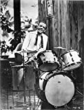 Filmstille von Fred Astaire Playing Drums Fotodruck (24 x