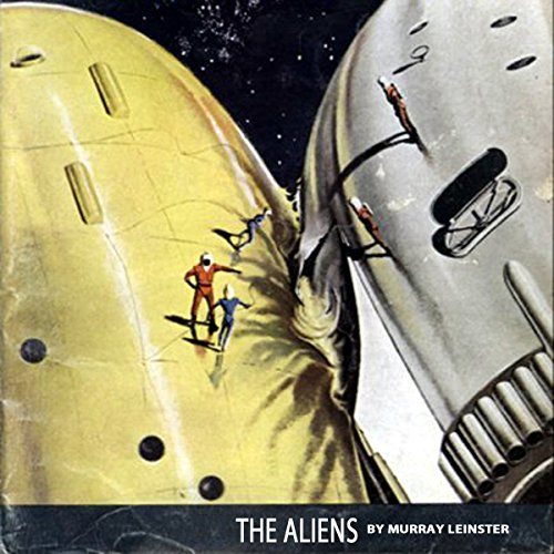 The Aliens audiobook cover art