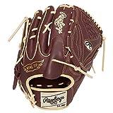 ローリングス(Rawlings) 野球用 軟式 HOH® MLB COLORSYNC [投手用] サイズ11.75 GR1HMA15W シェリー サイズ 11.75 ※右投用