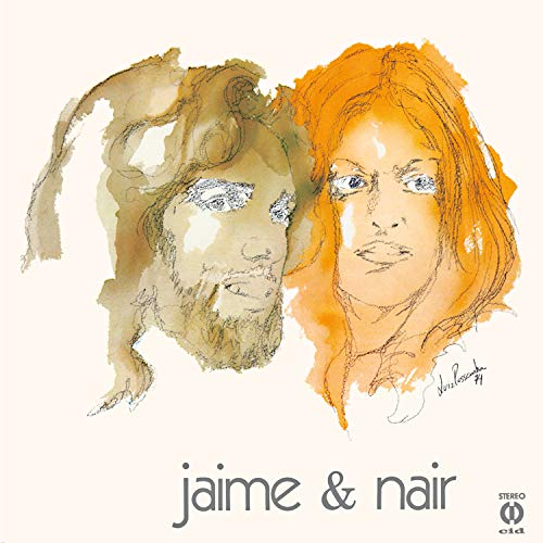 Jaime E Nair, LP Jaime E Nair- Série Clássicos Em Vinil [Disco de Vinil]