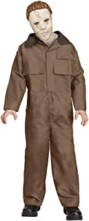 Child Michael Myers Costume with Memory-Flex Mask