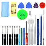 Kingsdun Tools 25 in 1 Professional Universal Screen Removal Opening Repair Tool kit