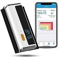 Wellue Armfit Plus Blood Pressure Monitor + EKG with Free App