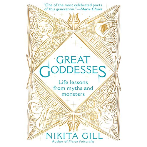 Great Goddesses audiobook cover art