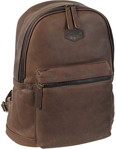 LandLeder Rucksack XL Pinch of Wax - braun