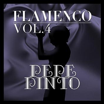 Flamenco: Pepe Pinto Vol.4