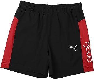 PUMA Boy's Synthetic Shorts (58306501 Black_5-6 Years)