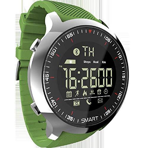 ZHICHUAN Smartwatch Aptitud Rastreadores, Reloj Del Ejercicio con Impermeable Pantalla Táctil Pulsera, Podómetro Actividad Rastreadores, a Prueba de Agua Reloj de Pulsera Inteligent