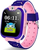 Kids Smart Watch, Smart Watch with STEM Puzzle Games for Boys Girls - 1.44'' HD Touch Screen Sports...