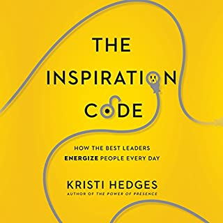 The Inspiration Code audiobook cover art