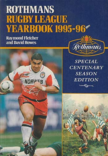 Rothman's Rugby League Year Book 1995-96