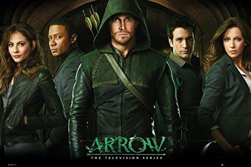 Maxi Poster Arrow Grupo
