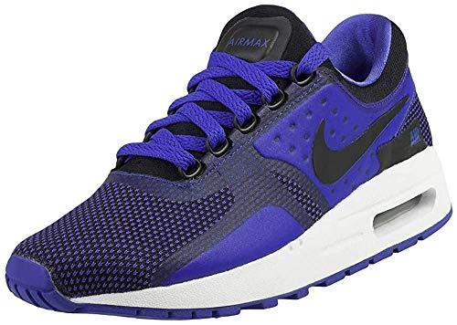Nike Air Max Zero Essential, Sneaker Bambini Grigio Wolf Grey-Wolf Grey-University Red