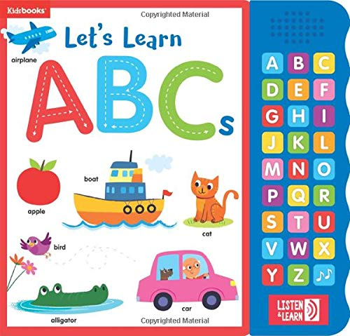 Let's Learn ABCs-With 27 Fun Sound Buttons, this...