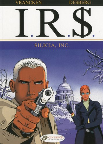 IRS - tome 3 Silicia INC (03)