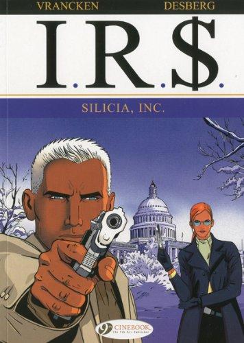 IRS - tome 3 Silicia INC (03)