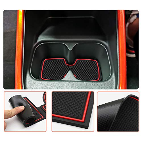 Grey LFOTPP Car Sunglasses Sun Glass Holder Case Eyeglasses Storage Box 2018 Toyota C-HR,/ Interior Accessories Autos Parts