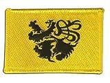 Aufnäher Patch Flagge Frankreich Pays de Léon - 8 x 6 cm