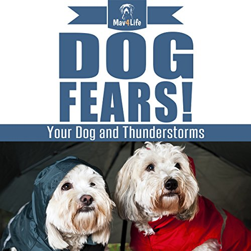 Dog Fears! audiobook cover art