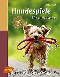 Hund Hundespiele für unterwegs Buch