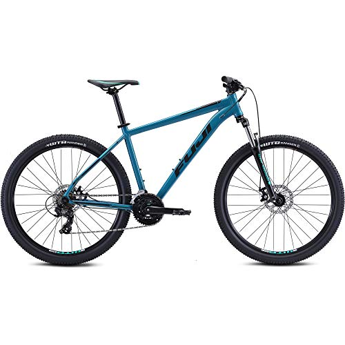 Fuji Nevada 27.5' 1.9 Hardtail Mountain Bike 2021 Dark Teal 19'