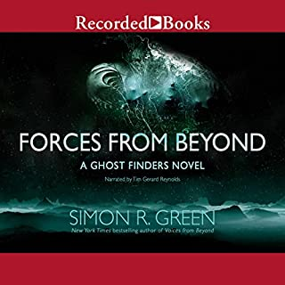 Forces from Beyond audiobook cover art