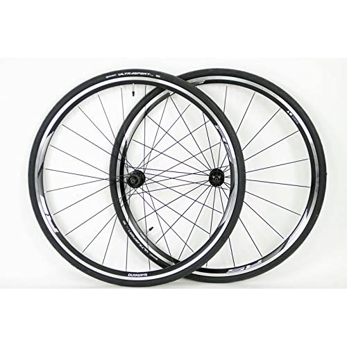 b6ace326170 Quality Shimano RS010 Road Bike Wheels Wheel Set 8 9 10 11 Speed 700c Rims +