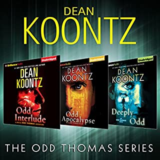 Dean Koontz - The Odd Thomas Series audiobook cover art
