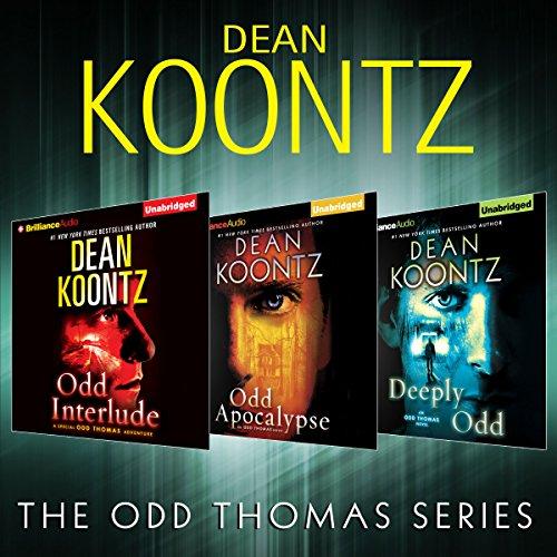 Dean Koontz - The Odd Thomas Series audiobook cover art