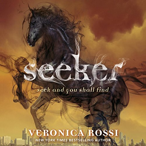 Seeker audiobook cover art
