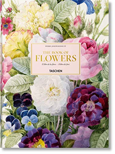 Redouté. The Book of Flowers: FP