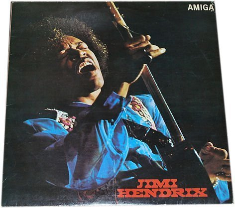 Jimi Hendrix: Same. Original-Compilation. AMIGA.(Schallplatte/Album/Vinyl)