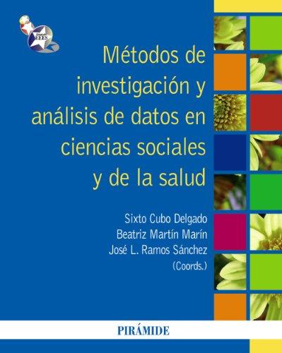 Métodos de investigación y análisis de datos en ciencias sociales y de la salud (Psicología)