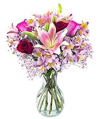 Delivery by Wednesday, June 30th Passionate Love Bouquet by Arabella Bouquets by Arabella Bouquets