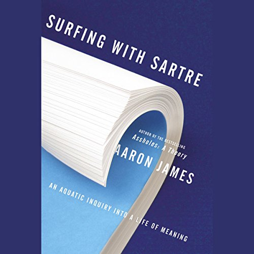 Surfing with Sartre audiobook cover art