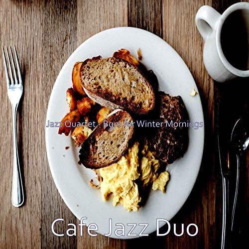 Cafe Jazz Duo