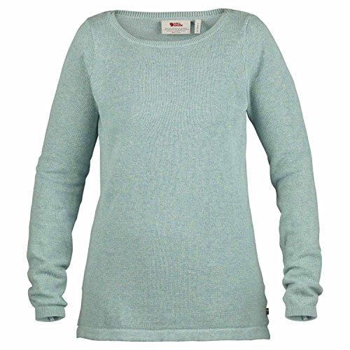 Fjällräven High Coast Knit Sweatshirt, Ocean Mist, XS