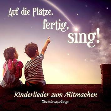 Auf die Plätze, fertig, sing! - Kinderlieder zum Mitmachen (Instrumental)